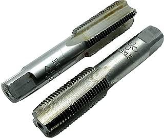 HSS 18mmx1.5 Metric Taper and Plug Tap Right Hand Thread M18x1.5mm Pitch