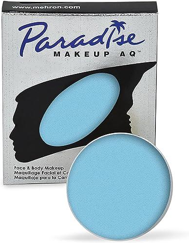 Mehron Makeup Paradise Makeup AQ Refill (LIGHT BLUE)