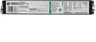 GE UltraStart 67566-4 Lamp - F54T5/HO - 120/277 Volt - Programmed Start - 1.0 Ballast Factor
