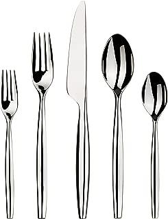 Gourmet Settings Lance Polished 20-Piece Flatware Set