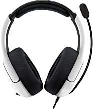 PDP Gaming LVL50 Wired Stereo Gaming Headset: White - Xbox Series X|S, Xbox One, Xbox, 049-017-NA-WH - Xbox Series X