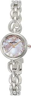 [エンジェルハート] 腕時計 ブライトハート ピンクパール文字盤 スワロフスキー BH21SP シルバー