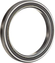 10Pcs Thin-Wall Ball Bearings Durable Low Noise 10154mm Double-Shielded Miniature Bearing Lubricant Saving for Applications of Space Limitations Industrial
