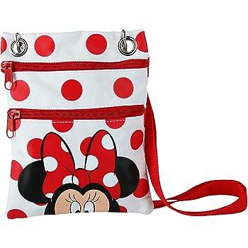 Disney Minnie Mouse Signature Passport Bag