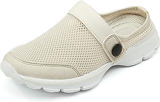 CELANDA Sabots Enfant Mules Garçon Fille Respirant Chaussures de Jardin D'Été Pantoufles de Plage Antidérapants Sandales d...