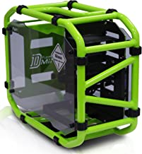 In Win Motorcycle Steel Tube Mini- ITX Computer Case D Frame Mini Green