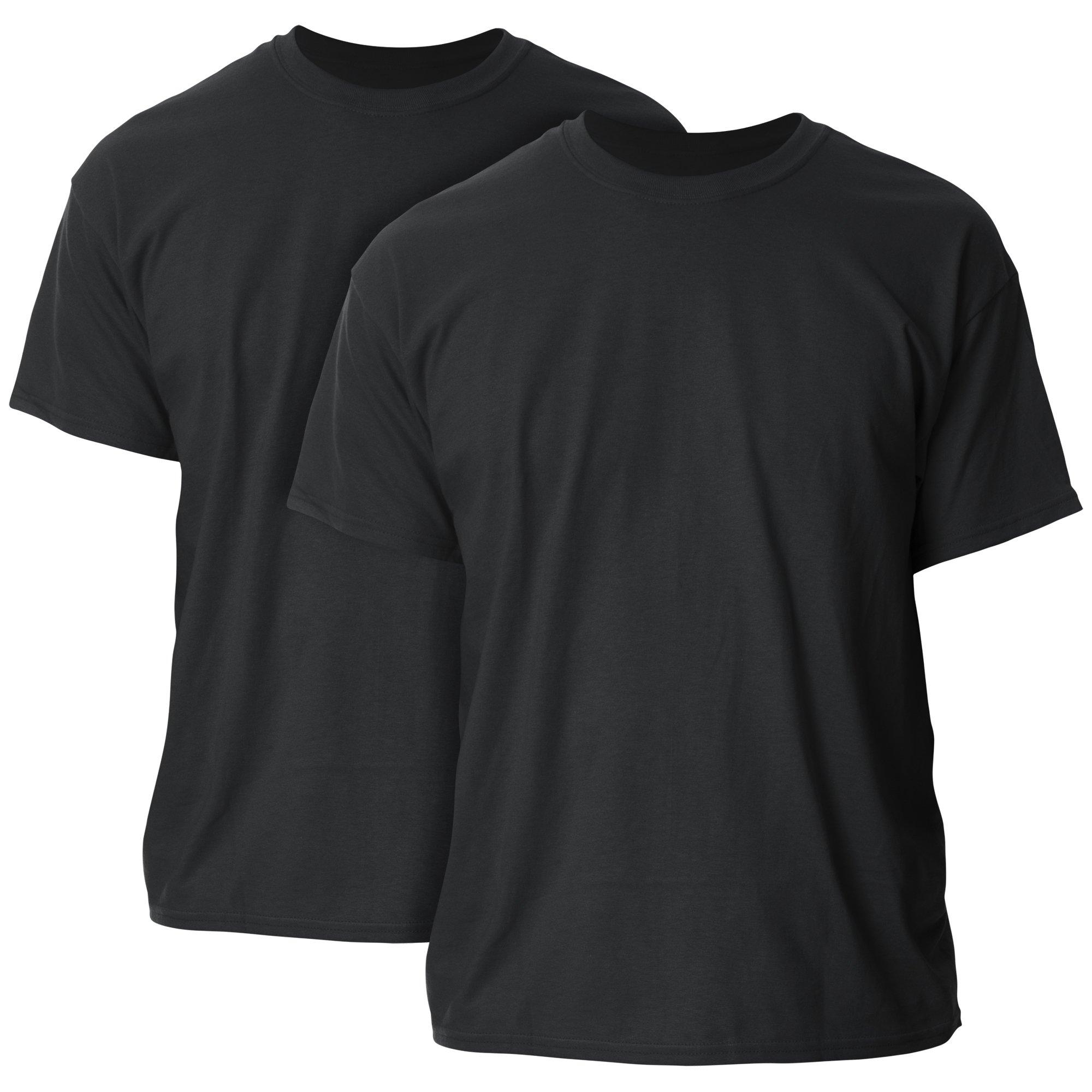 Gildan Men's G2000 Ultra Cotton Adult T-Shirt, 2-Pack