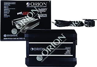 Orion XTR600.4 1200W MAX 4 Channel XTR Series Car Audio Amplifier