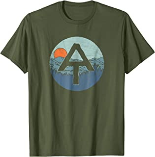 Appalachian Trail Outdoor Scene Hiking Shirt
