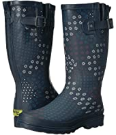 Pretty Pattern Rain Boot