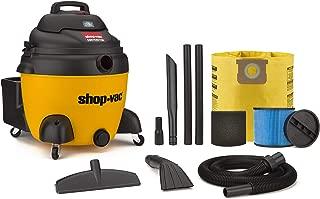 Shop-Vac 9627210 16 Gallon 6.5 Peak HP Contractor Wet Dry Vacuum