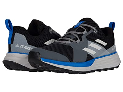 adidas Outdoor Terrex Two (Black/Grey One/Glory Blue) Men