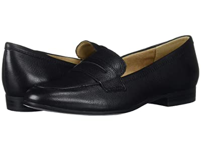 Naturalizer Juliette (Black Pebble Leather) Women