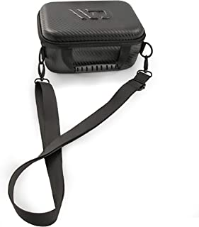 CASEMATIX Travel Carry Case Fits Square Terminal Reader, Square Terminal Printer Paper and Accessories – Shoulder Strap, Water-Resistant