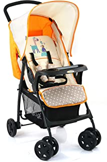 Hauck 171912 Shopper Sport Stroller With Tray Animal