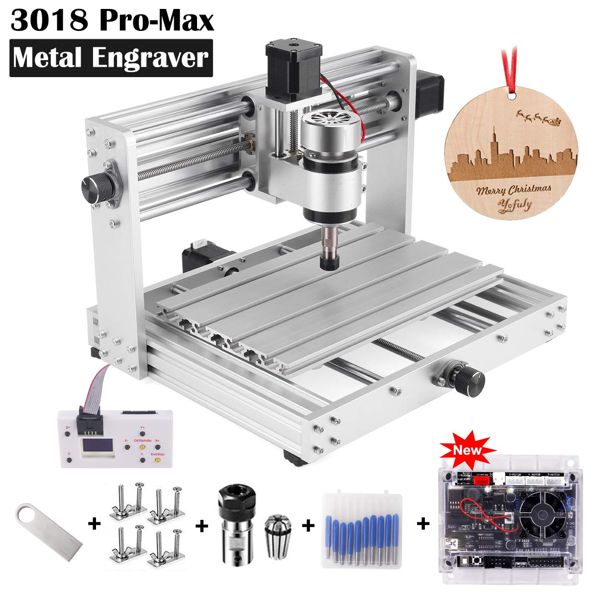 3018Pro MAX Control Spindle Engraving Controller