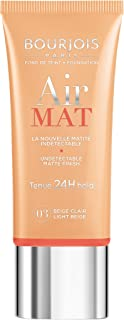 Bourjois Air Mat 24H. Foundation. 03 Light Beige. 30 ml - 1.0 fl oz
