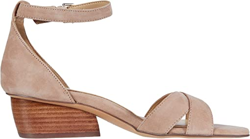 Bareley Nude Suede