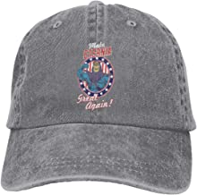 gklglg Unisex Basecap Snapback Sombreros Make Eternia Great Again Unisex Adjustable Hat Travel Sunscreen Cap Tapas