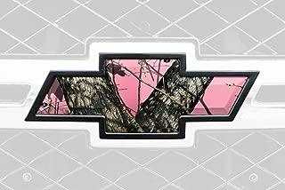 Best pink camo chevy bowtie emblem Reviews