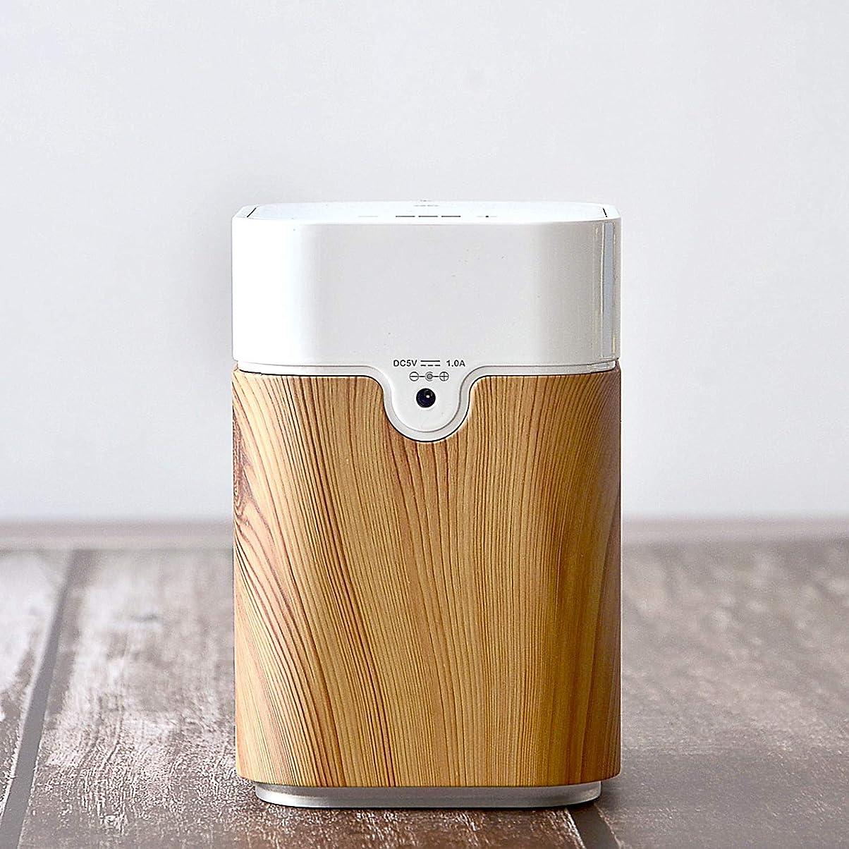 イブニング典型的な性交エッセンシャルオイル拡散器USB充電機アロマディフューザー ヨガ室 整体院人気 タイマー機能 ネブライザー式 量調整可能 付き