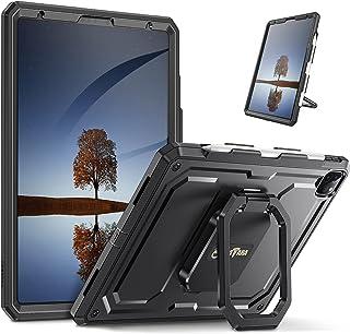 Fintie Case for iPad Pro 11-inch (3rd Generation) 2021 / iPad Pro 11 2020 & 2018 - [Tuatara Magic Ring] 360 Degree Rotatin...
