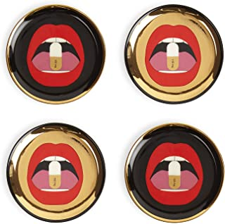 Jonathan Adler Full Dose Coasters, Multi