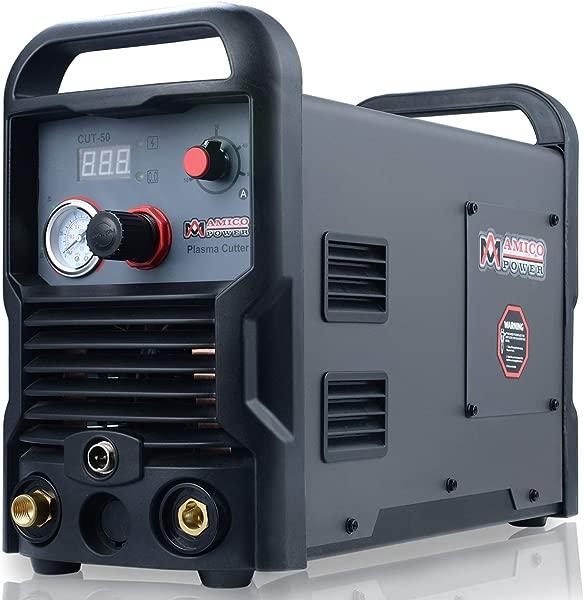 CUT 50 50 Amp Pro Plasma Cutter DC Inverter 110 230V Dual Voltage Cutting Machine New