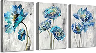 Best abstract floral art canvas Reviews
