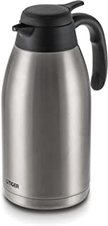 Tiger Thermal Insulated Carafe, 68-Ounce, Stainless