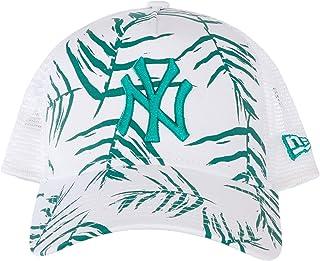 New Era Sandwash Print Neyyan Whidkg Beyzbol Şapkası, Beyaz, Tek Ebat, Beyaz (Beyaz 5), Tek Ebat (Üretici Ölçüsü: Osfa)