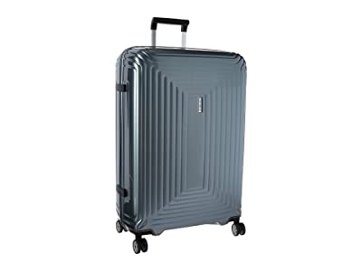 Samsonite Neopulse 28 Spinner (Metallic Silver) Luggage