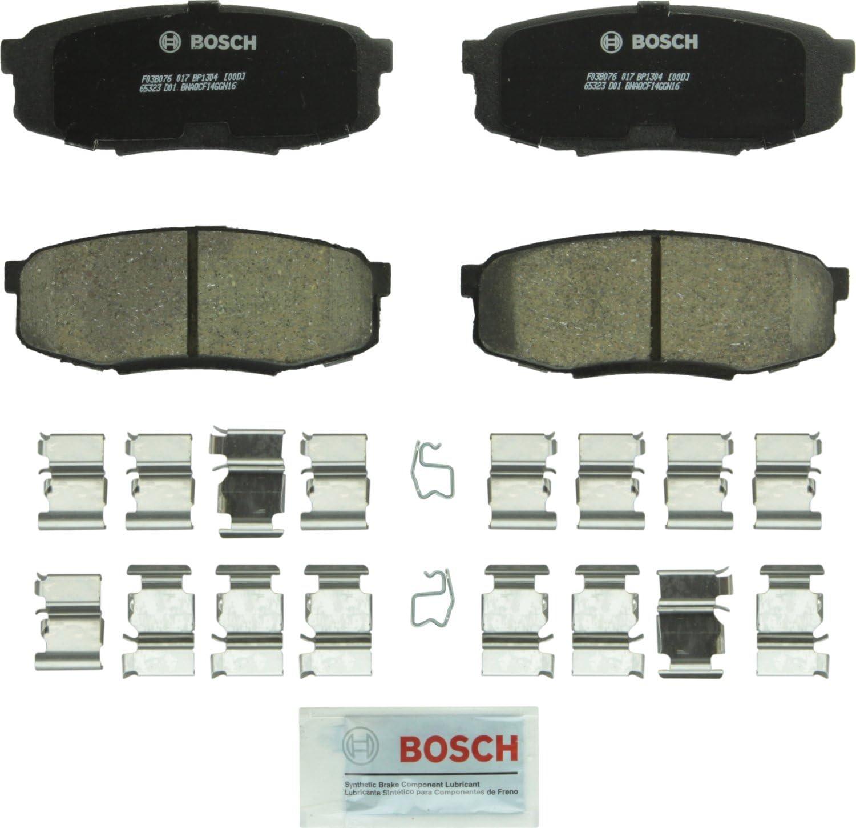 Bosch BC1304 QuietCast supreme Premium Ceramic latest Disc For Brake Pad Le Set