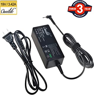 Omilik 65W 45W 19V AC Power Adapter Charger fit Acer Chromebook 15 14 13 11 Cb3 Cb5 C720 C720p C730e C740 R11 N7 Laptop Adapter Power Supply Cord; Acer Aspire One Cloudbook 11 14 AO1-131-C7DW C9PM