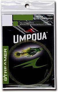 Umpqua Streamer Taper 5-Foot Leader One Color, 10lb