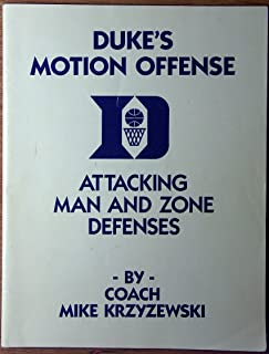 Duke's motion offense: Attacking man and zone defenses