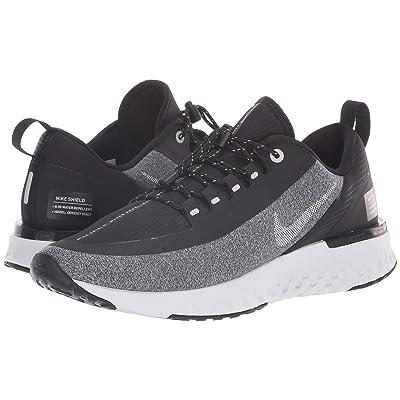Nike Odyssey React Shield (Black/Metallic Silver/Cool Grey) Women