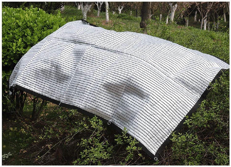 ZEMIN Sun Shading Net Succulents Not Endothermic Reflecting Sunlight Aluminum Foil, MultiSize
