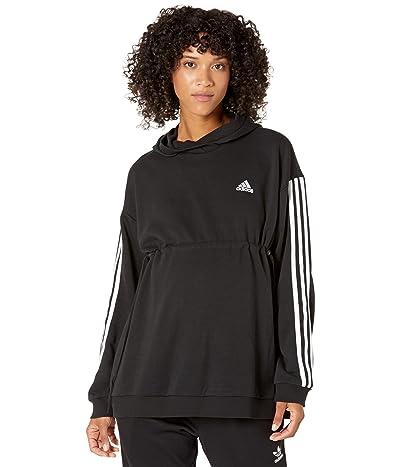 adidas Cotton 3-Stripes Maternity Hoodie