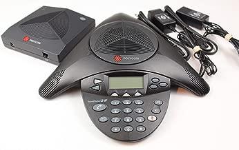 $599 » Polycom Soundstation 2W w/ Extension Mics (Renewed)