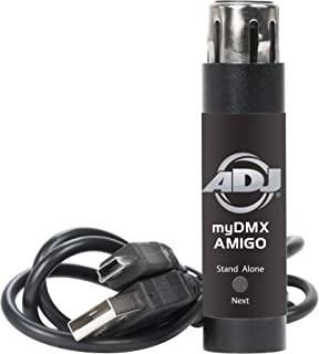 ADJ Products Stage Lighting Controller (MYDMX AMIGO)