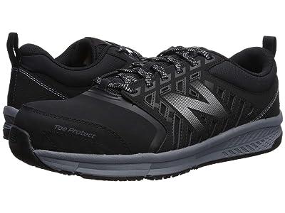 New Balance MID412v1 (Black/Silver) Men