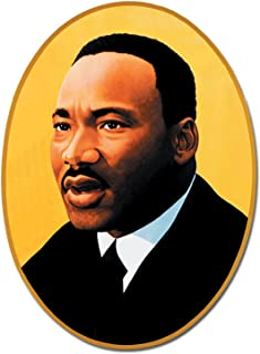 Beistle 55843 Martin Luther King Cutout, 25-Inch