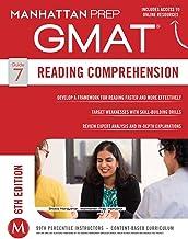 GMAT Reading Comprehension (Manhattan Prep GMAT Strategy Guides Book 7)