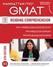 Best gmat reading comprehension Reviews
