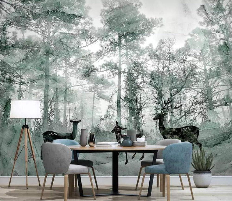 nueva gama alta exclusiva 3D Mural Papel Tapiz Papel Tapiz 3D, Sala Sala Sala De Estar, Mejoras Para El Hogar, Papel Tapiz, Fondo, Mural, Pintura Mural, 200Cmx140Cm  preferente