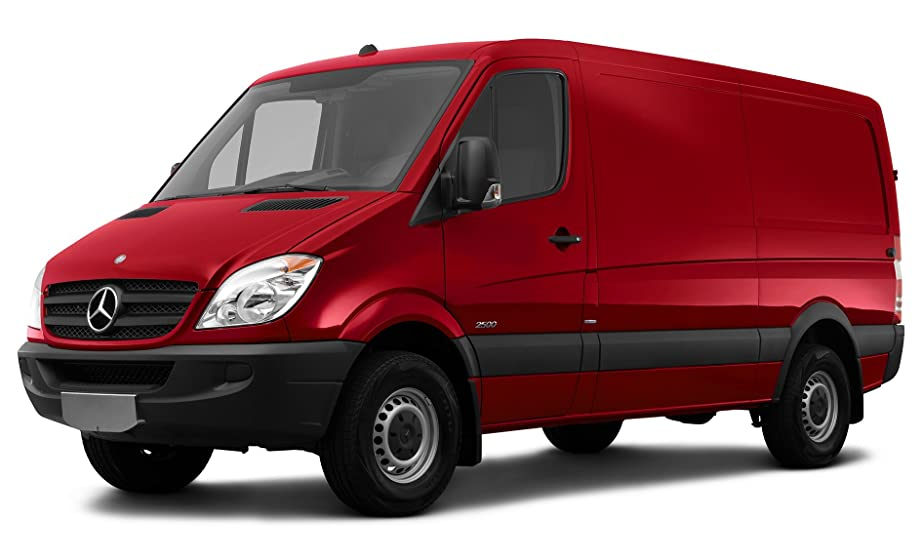 2012 Mercedes-Benz Sprinter 2500 EXT