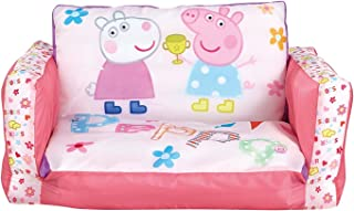 Peppa Pig Cozy Little Flip Sofa and Lounger 18+ Months