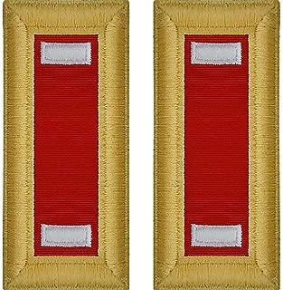 Army Officer Field Artillery Shoulder Boards