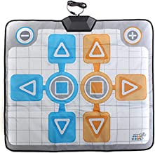 $38 » AJIU Dance Mat, Non-Slip Dancing Pad for Wii Console Game
